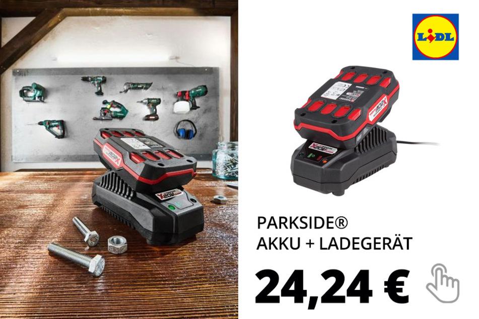 PARKSIDE® Akku + Ladegerät