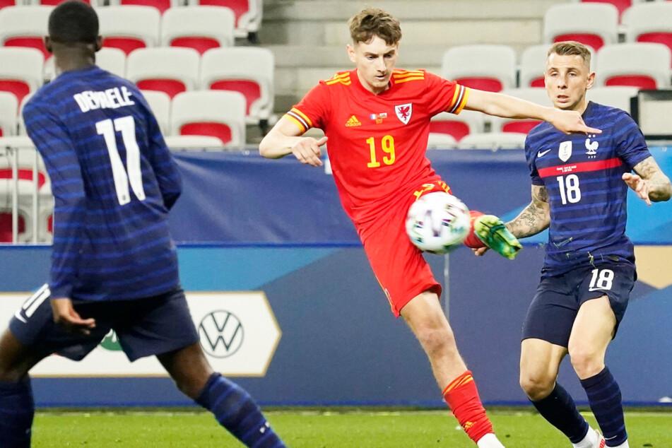 David Brooks (24, M.) vom AFC Bournemouth stand bislang in 21 Partien für die walisische Nationalmannschaft auf dem Rasen.
