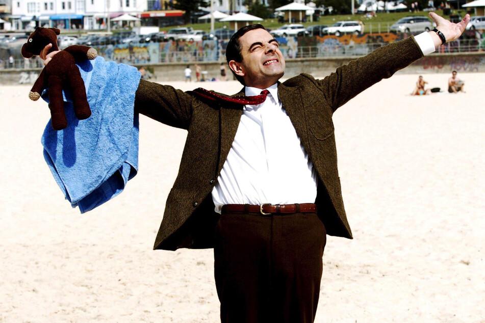 """Zuletzt war Atkinson als """"Mr. Bean"""" im Jahr im Kino mit """"Mr. Bean macht Ferien"""" zu sehen. (Archivbild)"""