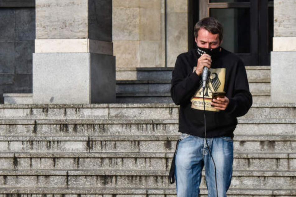 Demos von Rechtsextremist Liebich: Sachsen-Anhalt will diese und ähnliche verbieten