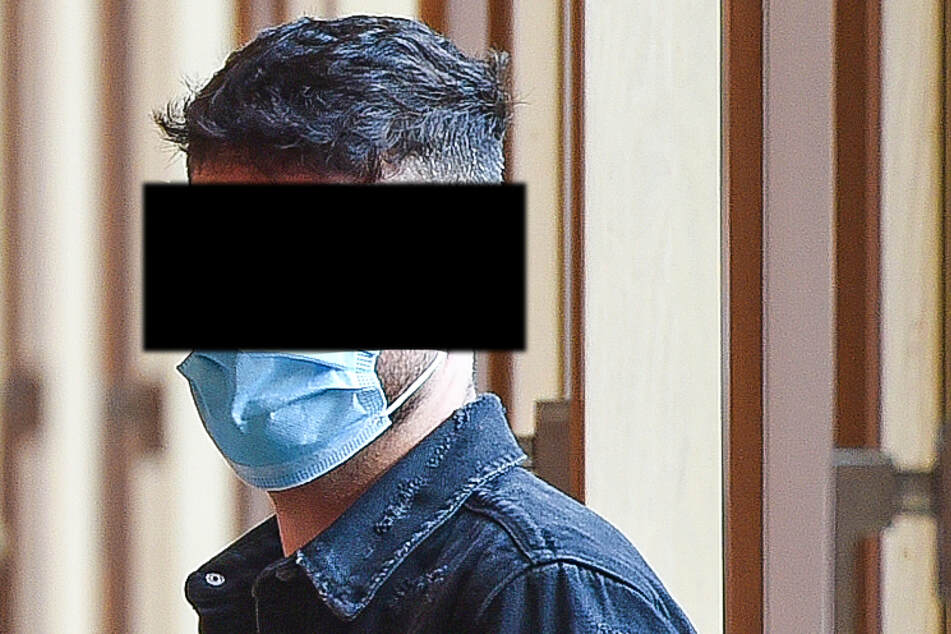 Abdullah A. (27) ist wegen schweren sexuellen Missbrauchs eines Kindes angeklagt.