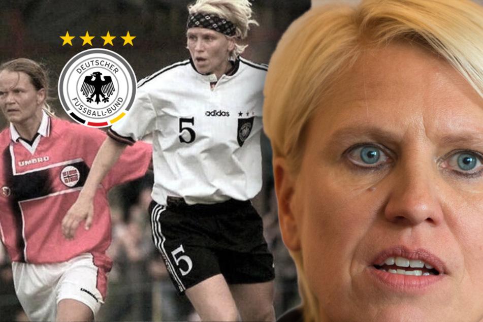 Nach anderthalb Jahren Kampf gegen den Krebs: So geht es Ex-DFB-Kickerin Doris Fitschen heute