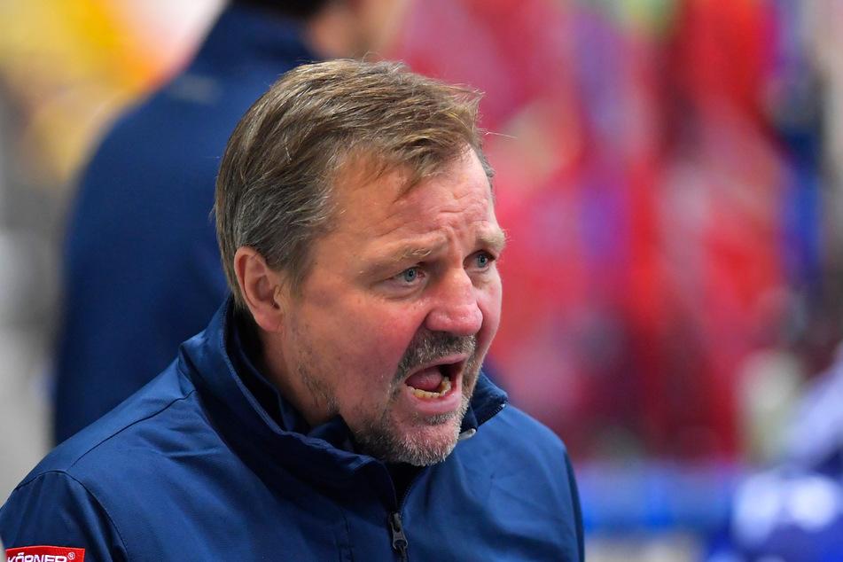 Coach Andreas Brockmann hatte wenig Grund, laut zu werden.