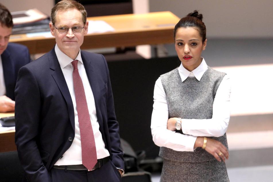 SPD-Befragung zur Bundestagswahl: Müller setzt sich gegen Chebli durch!