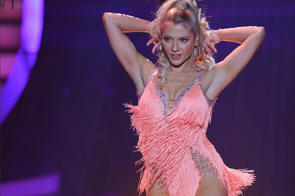Valentina Pahde will bei Let's Dance siegen.