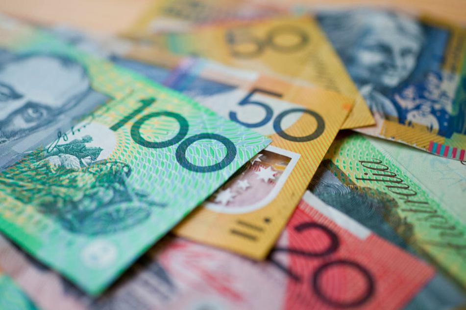 Mitte August veränderte sich das Leben eines Australiers für immer, als er im Lotto die richtigen Zahlen tippte. (Symbolbild)