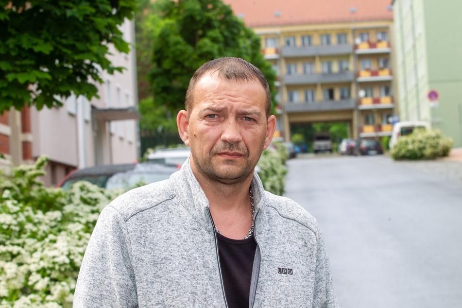 Vater Vladislav S. (42) macht sich große Sorgen um seine Tochter.