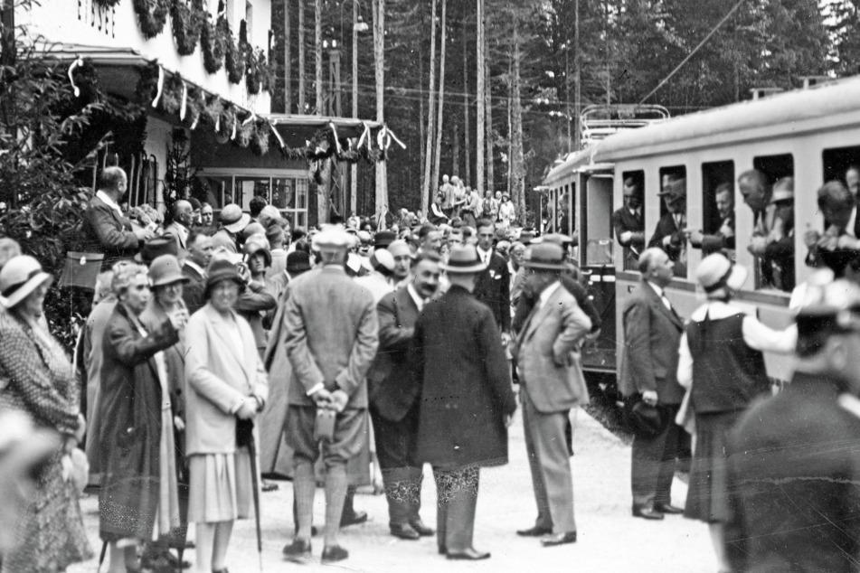 Zahnradbahn zur Zugspitze: Gipfel-Glück für alle!