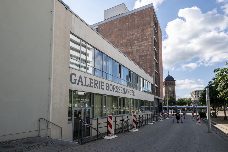 """In der Chemnitzer Galerie Borssenanger steigt an diesem Wochenende die """"re:marx""""-Geburtstagsfeier."""