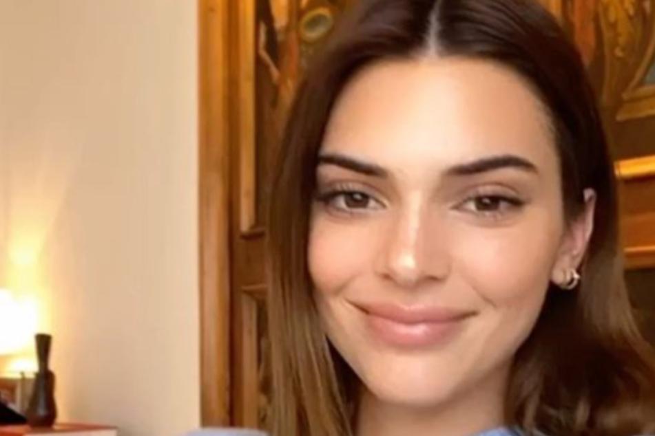 Kendall Jenner (24) hat eine besondere Vorliebe für Marihuana.