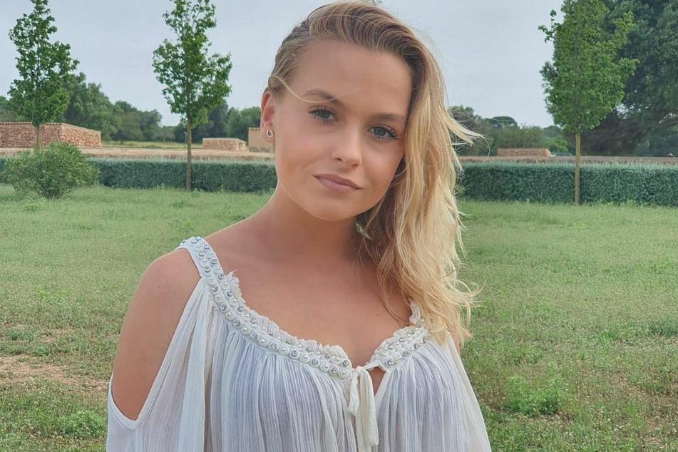 Vivien Geiss (18) will Laura Müller helfen.