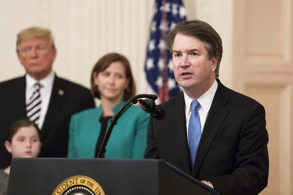 Did the FBI fake a background check on Supreme Court Justice Brett Kavanaugh?