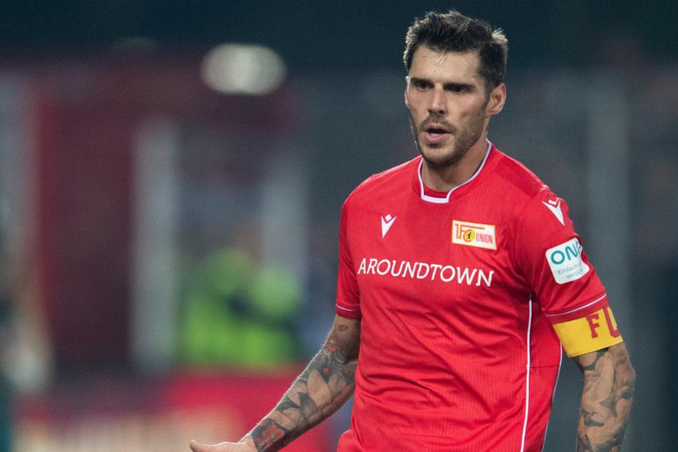 Christopher Trimmel ist seit 2018 Kapitän des 1. FC Union Berlins.