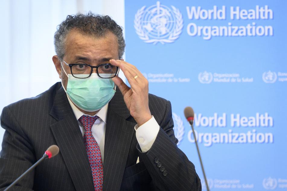 WHO-Chef Tedros Adhanom Ghebreyesus (56).