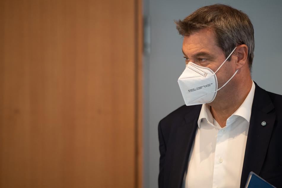 Bayerns Ministerpräsident Markus Söder schließt einen neuen Lockdown in der vierten Corona-Welle grundsätzlich aus.