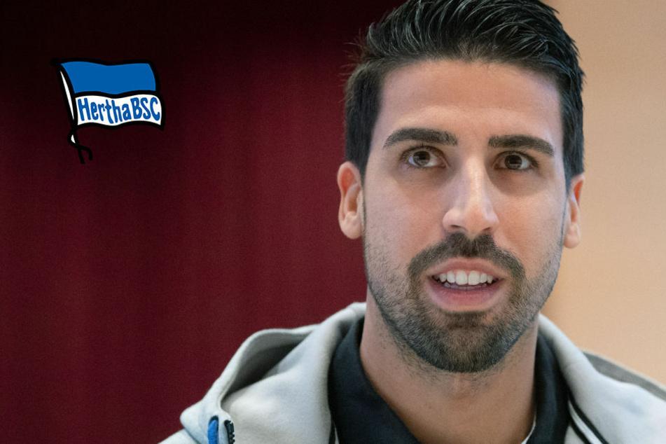 Hertha BSC: Sami Khedira meldet sich fit für Bayern-Duell