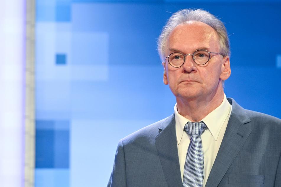 Reiner Haseloff (67, CDU) bleibt Sachsen-Anhalts Ministerpräsident.
