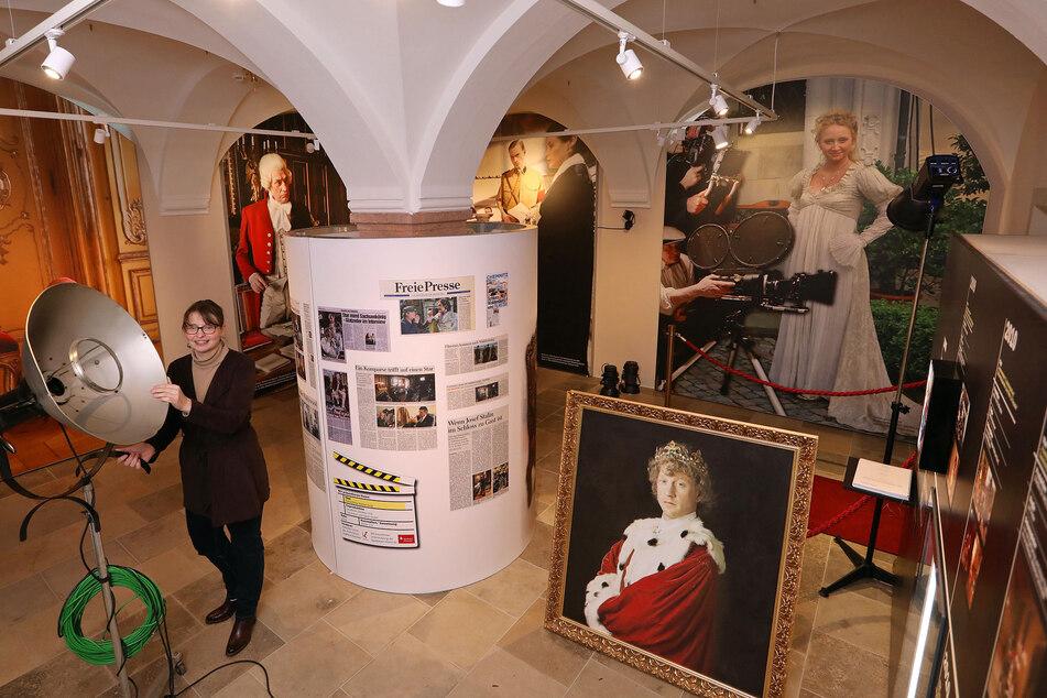 Requisiten gesucht! Besucher werden im Schloss Waldenburg zu Filmstars