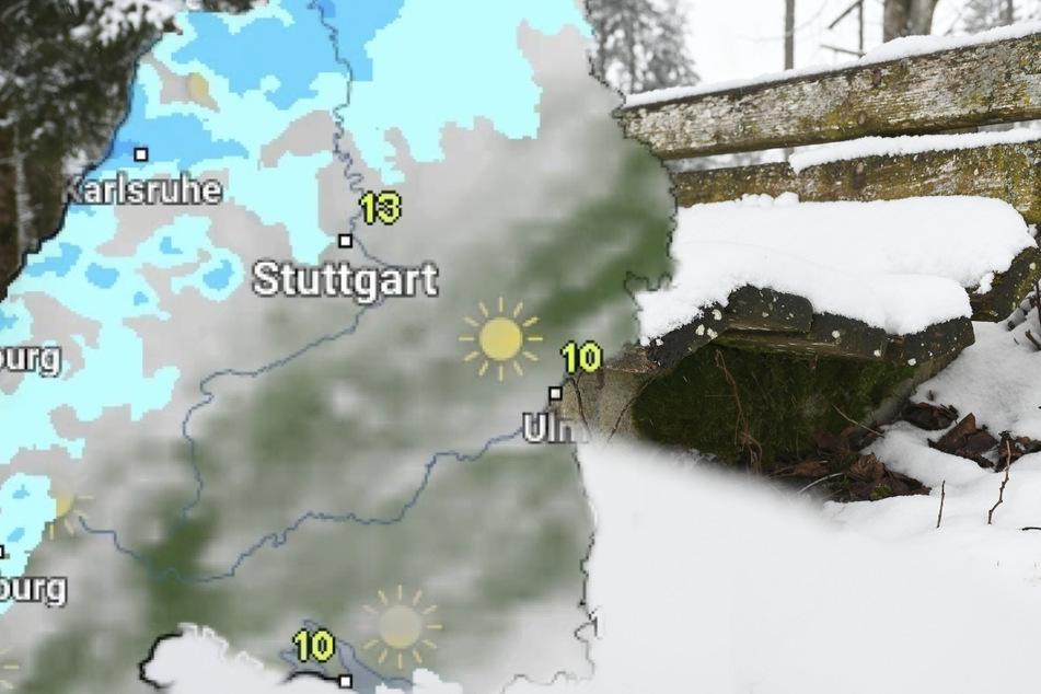 Kommt nach viel Sonne und milden Temperaturen nun wieder Schnee?