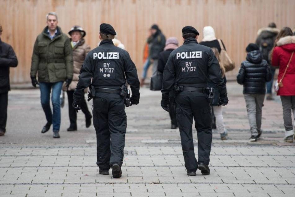 Sachse wegen Terror-Drohung festgenommen