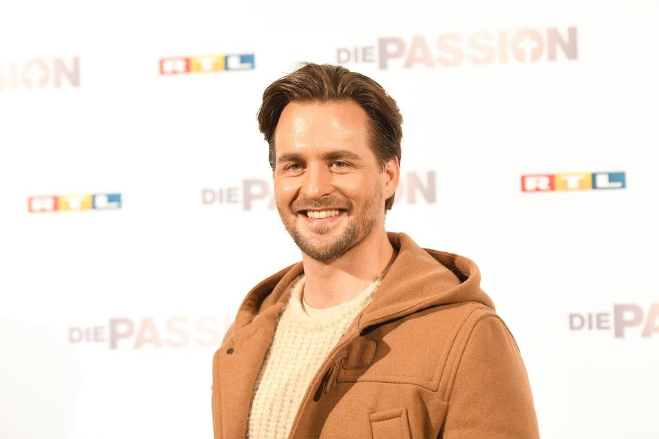 """Alexander Klaws (37) gewann die erste Staffel von """"Deutschland sucht den Superstar"""" und moderierte die Sendung im vergangenen Jahr."""