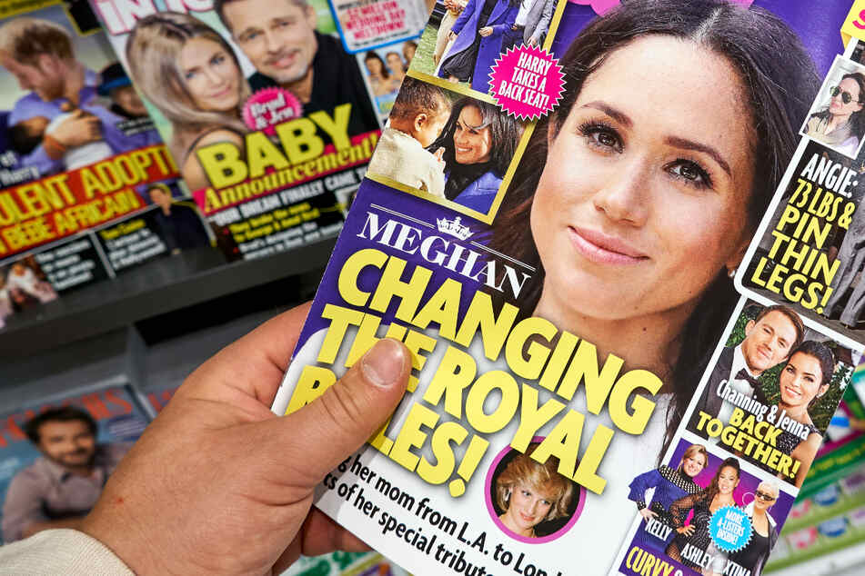 Paparazzi agency files for bankruptcy after legal battle with Meghan Markle