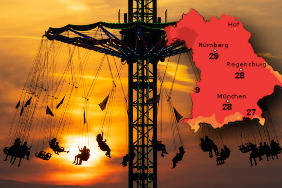 München: Sonne satt: So wird das Wetter in München und Bayern