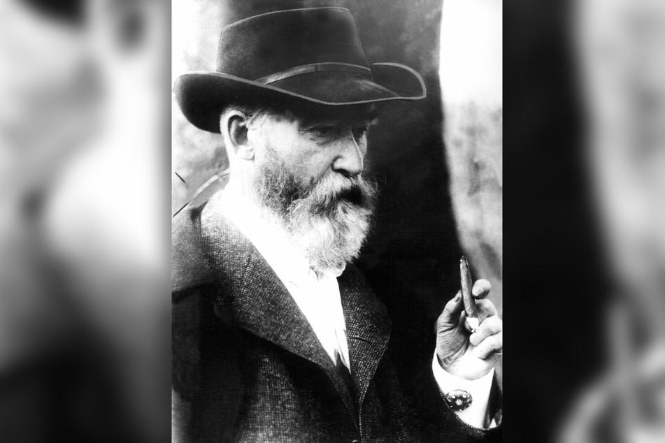 Genialer Zeichner, heimlicher Landschaftsmaler, Dichter für alle Lebenslagen: Wilhelm Busch (1832-1908).