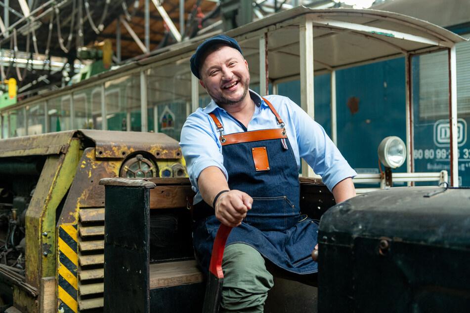 Sebastian Lege deckt die Tricks der Lebensmittelindustrie auf: Garnelen aus Fleischbrei und Dosensuppen voller Algen, die nicht angegeben werden müssen...