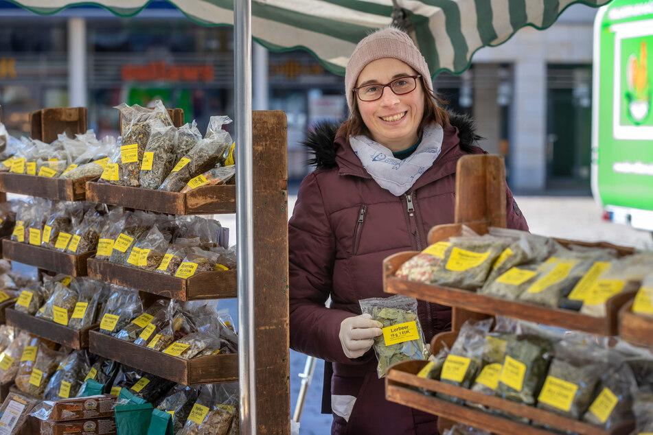 Der Chemnitzer Wochenmarkt ist zurück: Das sagen die Händler