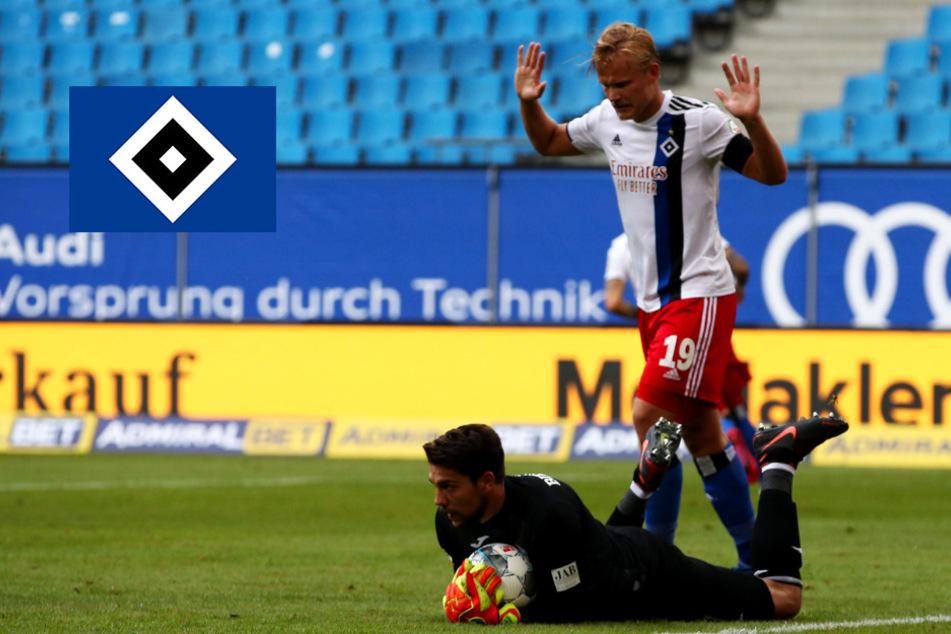 HSV scheitert im Spitzenspiel an sich selbst und Bielefelds Ortega!