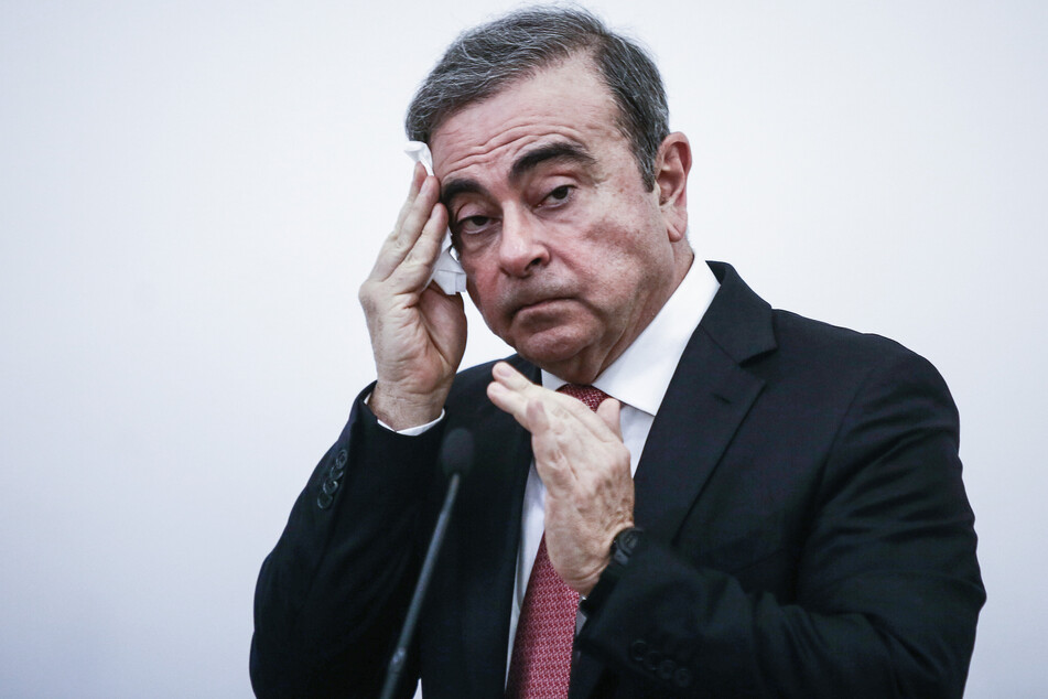 Carlos Ghosn (67), ehemaliger Vorstandschef des französisch-japanischen Autobündnisses Renault-Nissan-Mitsubish, lebt nach seiner Flucht im Libanon. (Archivbild)