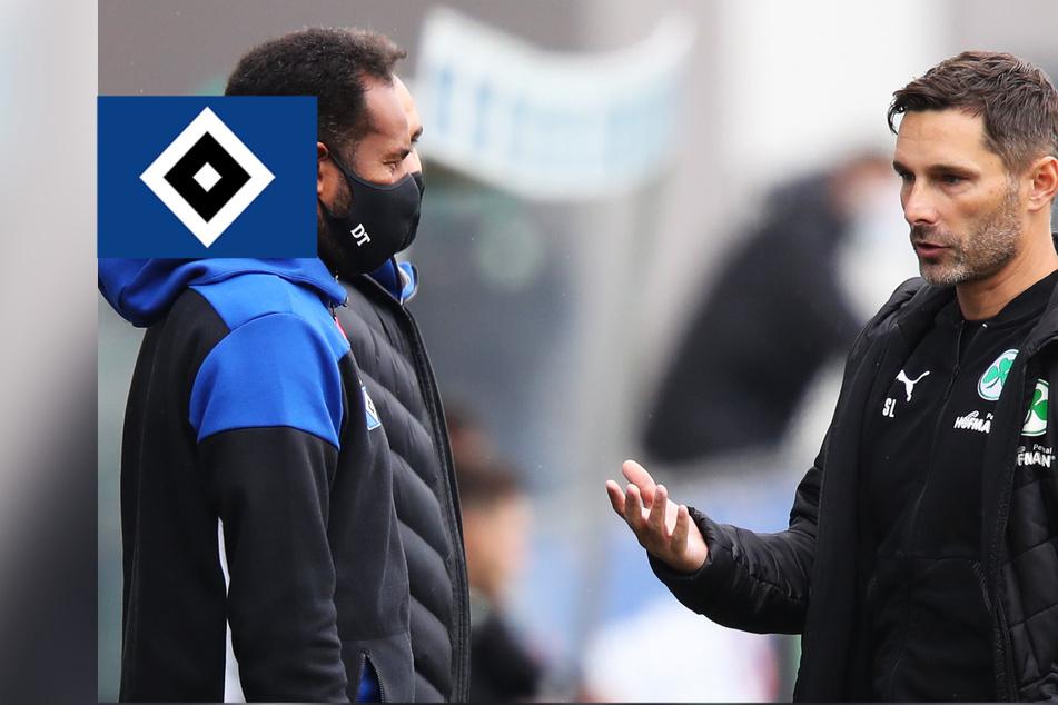 Spitzenspiel im Volkspark: HSV empfängt Aufstiegs-Rivale Fürth!