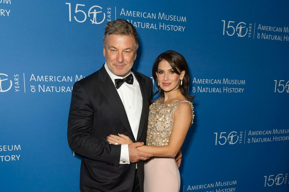 Actor Alec Baldwin (62, l.) and his wife Hilaria have been married for eight years.