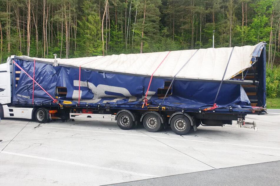 In diesem Zustand war der 30-jährige Brummi-Fahrer unter anderem auf der A2 in Österreich unterwegs.