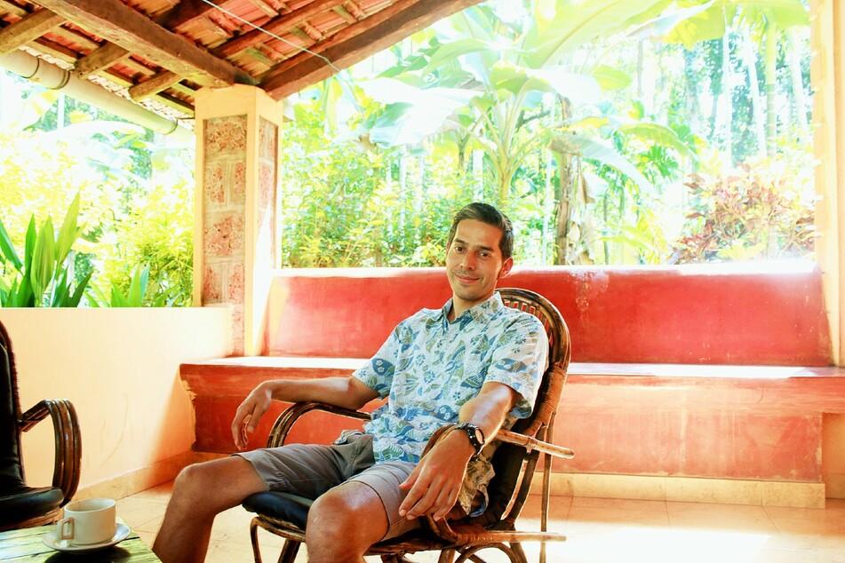 Ashok (42) aus Indien muss die dritte Absage einer Frau hinnehmen.