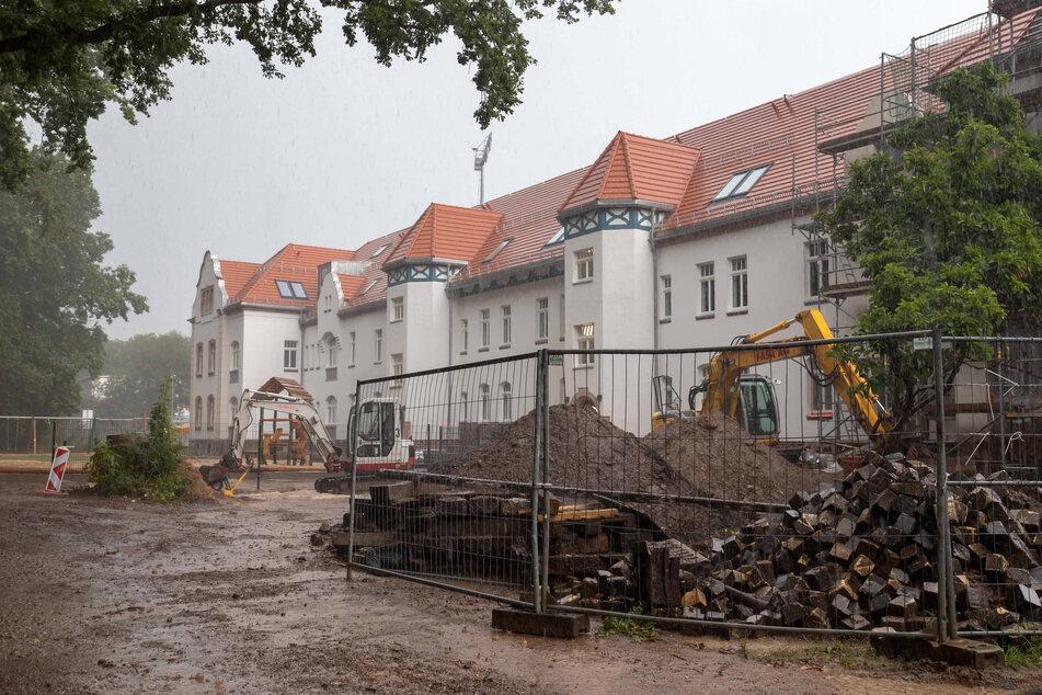 Am CFC-Stadion: Erste Solar-Kita für Chemnitz