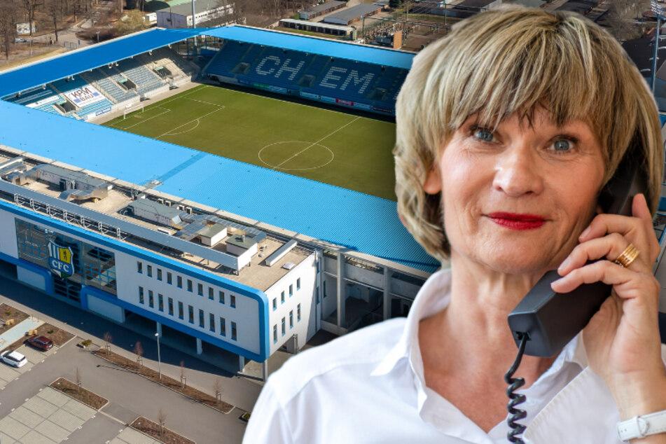 Darum tagt der Chemnitzer Stadtrat nach Ostern im CFC-Stadion