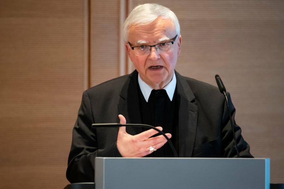 Berlin: Missbrauch im Bistum Berlin: Erzbischof Koch spricht mahnende Worte