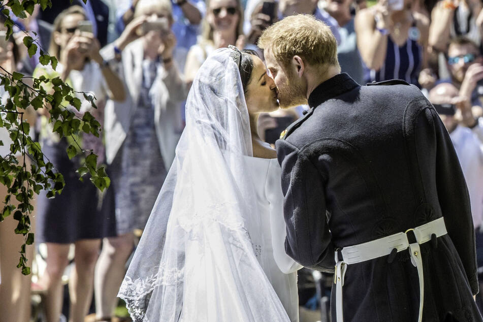Archbishop of Canterbury contradicts Meghan and Harry's wedding claims