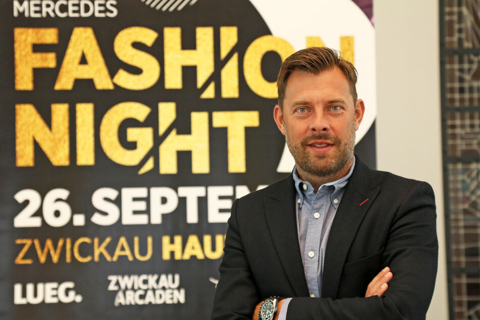 Fashion Night-Veranstalter Matthias Krauß