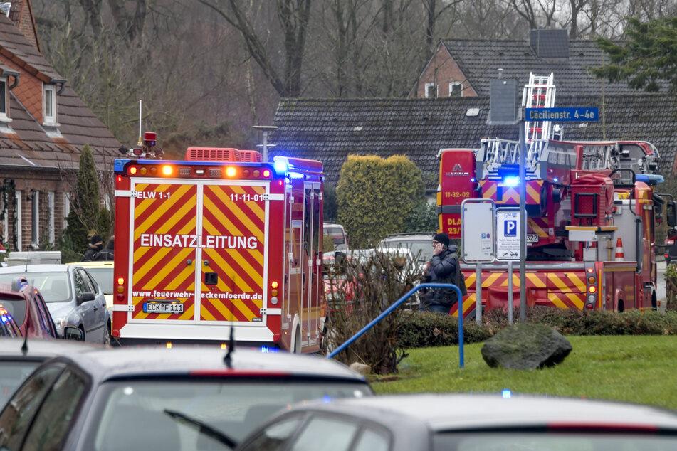 Explosion bei Bau von Böllern: 19-Jähriger lebensgefährlich verletzt
