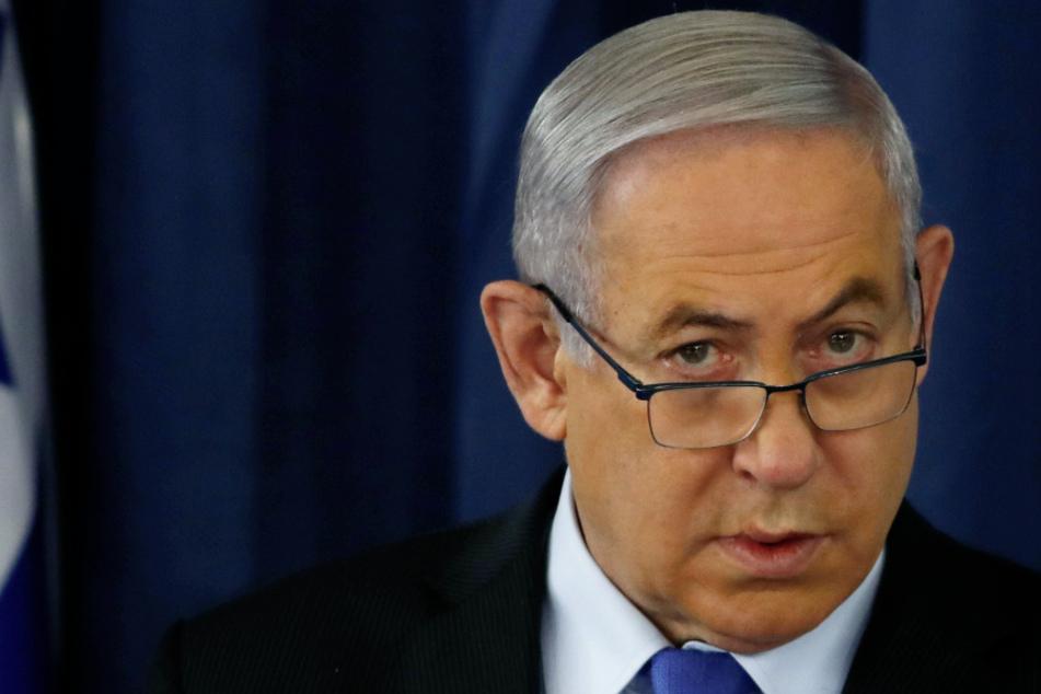 Israels Regierungschef Benjamin Netanjahu (70). (Archivbild)