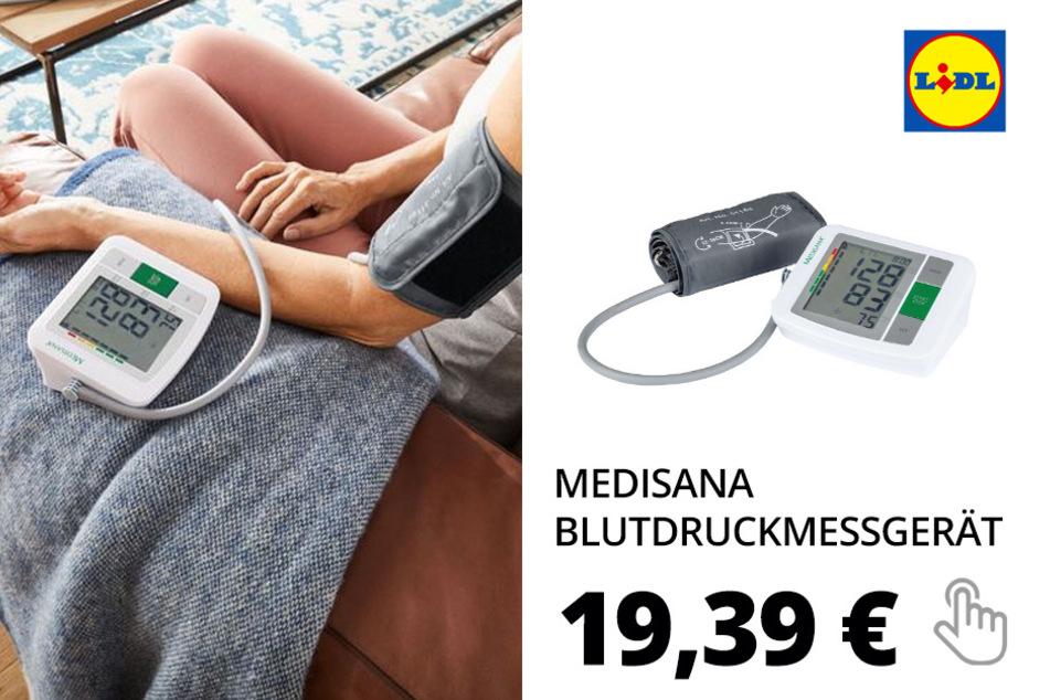 MEDISANA Blutdruckmessgerät »BU 510«, 90 Speicherplätze, mit Arrhythmie-Anzeige