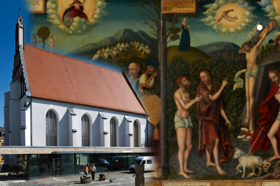 Riesen-Wirbel um Kamenzer Kirche: Facebook sperrt unser Sachsen-Gemälde!