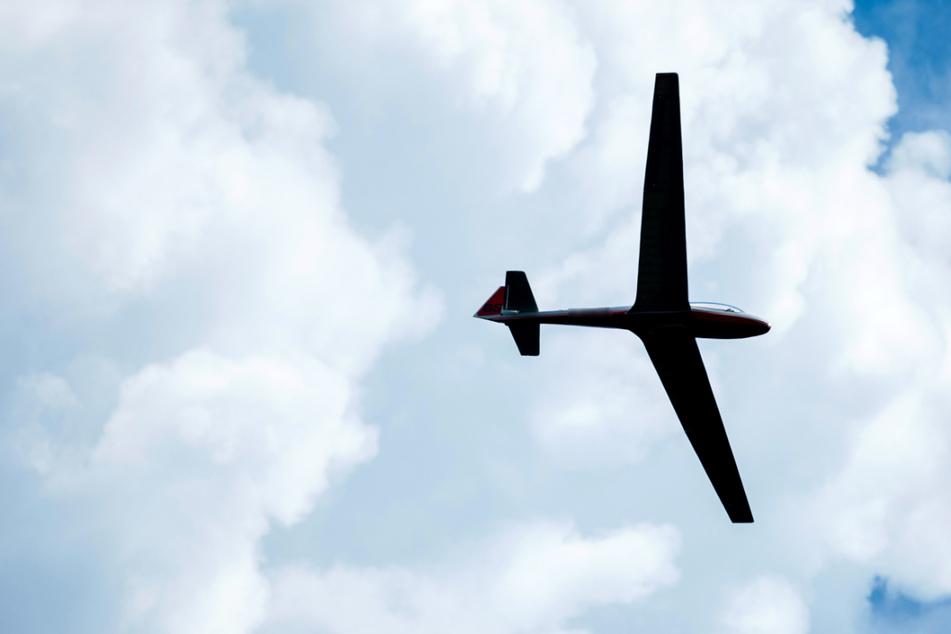 Segelflugzeug muss notlanden: Pilot kommt ins Krankenhaus