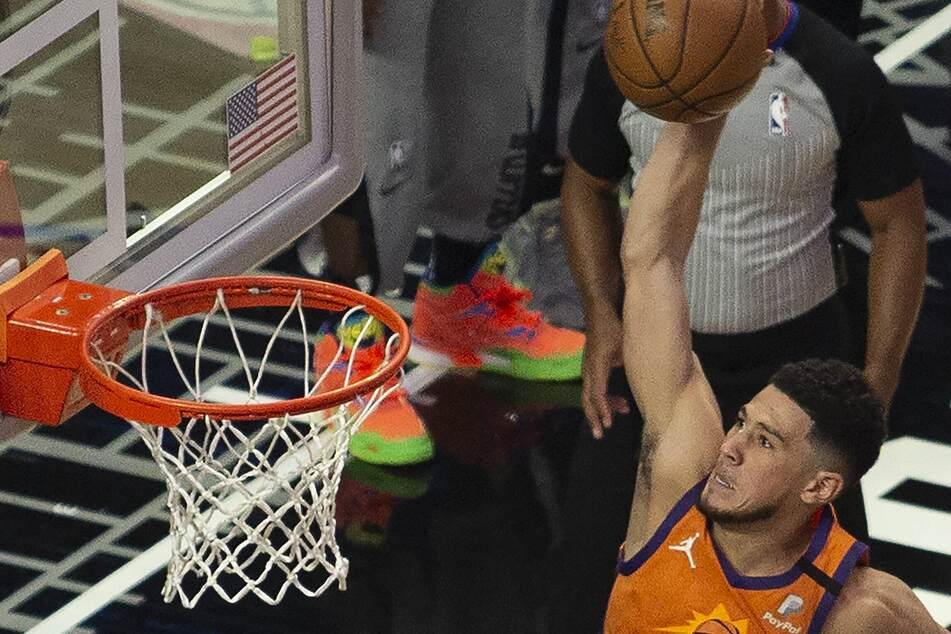NBA Playoffs: The Suns blaze past the Clippers in Game 6 and into the NBA Finals!