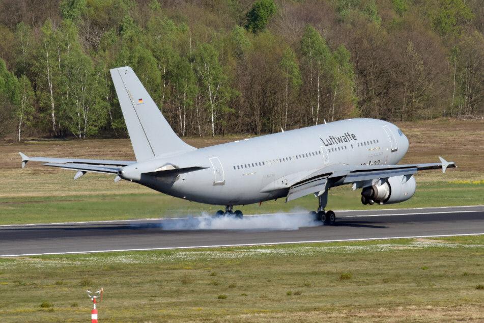 Der Airbus A310 MedEvac der Luftwaffe. (Archiv)