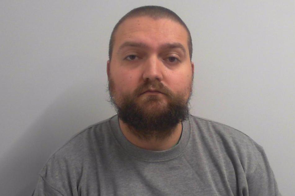 Kyle Stephensen (29) aus England muss nun für viele Jahre ins Gefängnis.