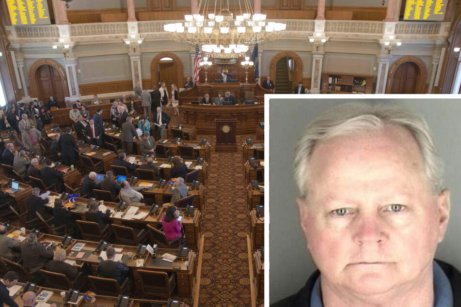 "Kansas Senate leader calls cop ""donut boy"" in angry outburst after being caught drunk driving"